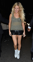 Singer Ellie Goulding attends The London 2014 Stella McCartney Green Carpet Collection during London Fashion Week at The Royal British Institute in London, UK. 14/09/2014<br />BYLINE MUST READ : GOTCHAIMAGES.COM<br /><br />Copyright by © Gotcha Images Ltd. All rights reserved.<br />Usage of this image is conditional upon the acceptance <br />of Gotcha Images Ltd, terms and conditions available at<br />www.gotchaimages.com