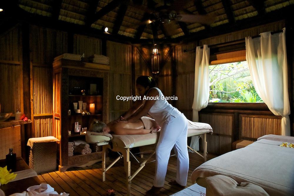 Lakaz Chamarel Exclusive Lodge | Le lodge de Lakaz Chamarel.Spa.
