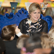 NLD/Almere/20170125 - Prinses Laurentien leest voor tijdens start Nationale Voorleesdagen, Prinses Laurentien