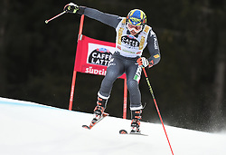 18.12.2016, Grand Risa, La Villa, ITA, FIS Weltcup Ski Alpin, Alta Badia, Riesenslalom, Herren, 1. Lauf, im Bild Roberto Nani (ITA) // in action during 1st run of men's Giant Slalom of FIS ski alpine world cup at the Grand Risa in La Villa, Italy on 2016/12/18. EXPA Pictures © 2016, PhotoCredit: EXPA/ Erich Spiess