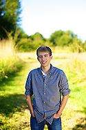 Senior Portrait Photography with Austin