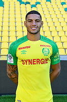 Diego Carlos Santos Silva during photoshooting of Fc Nantes for new season 2017/2018 on September 18, 2017 in Nantes, France. (Photo by Philippe Le Brech/Icon Sport)