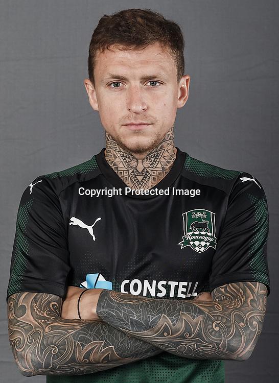 FC KrasnodarMamaev Pavel