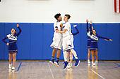 MCHS JV Boys Basketball vs Strasburg