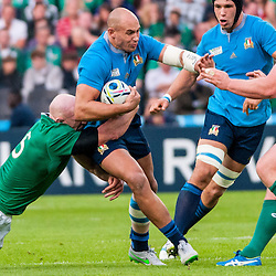 Ireland v Italy | Rugby World Cup | 4 October 2015