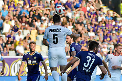 Spiro Pericic of NS Mura during football match between NK Maribor and NS Mura in 2nd Round of Prva liga Telekom Slovenije 2018/19, on July 29, 2018 in Ljudski vrt, Maribor, Slovenia. Photo by Mario Horvat / Sportida
