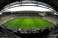ILLUSTRATION - Stade GEOFFROY GUICHARD - 18.04.2015 - Clermont / Saracens - 1/2Finale European Champions Cup<br />