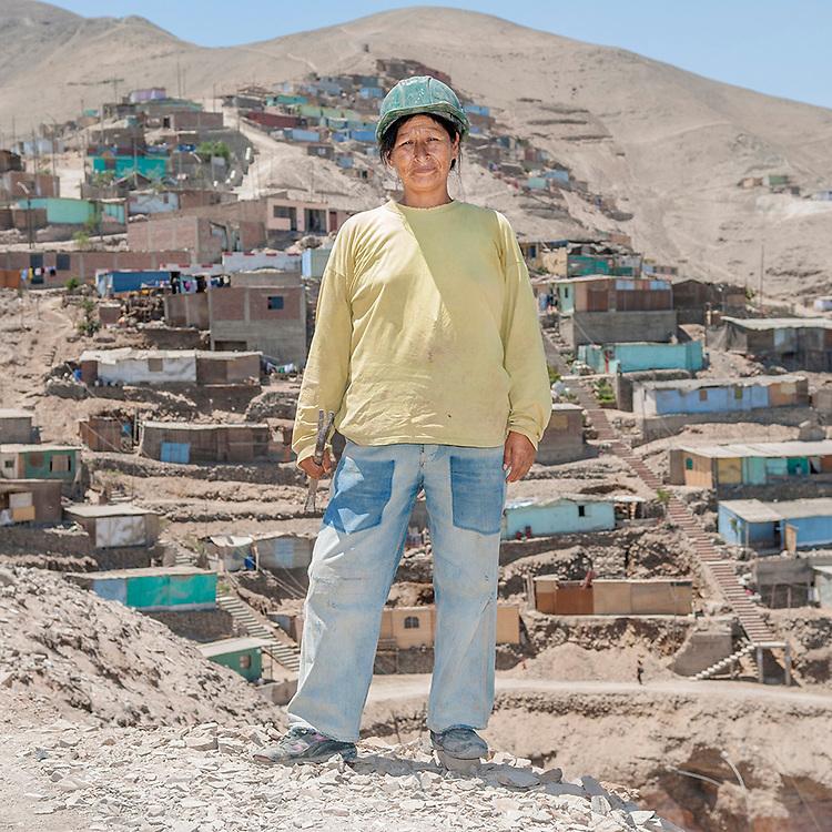 Puente Piedra, Lima, Perú. February 2011
