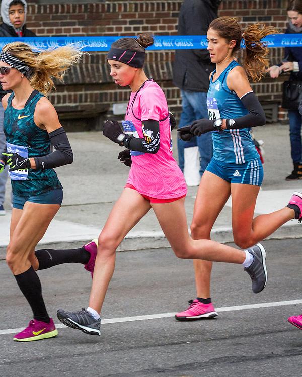 NYC Marathon, El Moukim