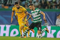 Sporting vs Juventus - 31 Oct 2017