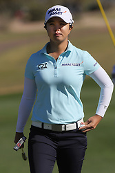 March 22, 2019 - Phoenix, AZ, U.S. - PHOENIX, AZ - MARCH 22: Sei Young Kim during the second round of the Bank of Hope LPGA Golf Tournament at the Wildfire Golf Club at JW Marriott Phoenix Desert Ridge Resort & Spa, March 22, 2019 in Phoenix, Arizona (Photo by Will Powers/Icon Sportswire) (Credit Image: © Will Powers/Icon SMI via ZUMA Press)