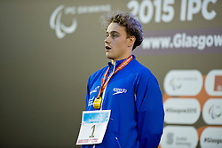 HYND Oliver GBR at 2015 IPC Swimming World Championships -  Men's 200m Individual Medley SM8