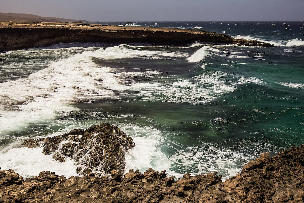 ARUBA - Boca Prins beach located in Arikok National Park.  PHOTO: Meridith Kohut for The New York Times