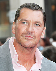 © Licensed to London News Pictures. 01/07/2013. London, UK. Craig Fairbrass at the Bula Quo UK film premiere, Odeon West End cinema Leicester Square, London. Photo credit: Richard Goldschmidt/LNP