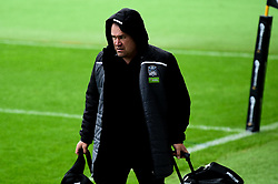 Dave Rennie of Glasgow Warriors arrives at Rodney Parade prior to kick off - Ryan Hiscott/JMP - 25/10/19 - SPORT - Rodney Parade - Newport, Wales -