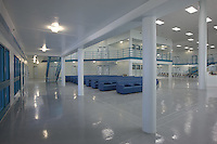 Architectural Interior Image of the Prince Georges County Correctional Facility in Upper Marlboro MD