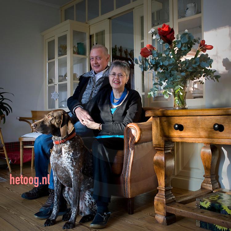Menno Galama (ziekte van Bechterew) en Janneke Snip (RA) hebben elkaar in 2003 in het Jan van Breemeninstituut leren kennen. Beiden zijn actief (voor zover mogelijk met hun reuma)Van Catsstraat 17, 1851 JG Heiloo, 072-5332784