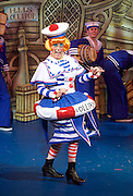 Dick Whittington <br /> by Eric Potts <br /> directed by Ian Talbot<br /> at New Wimbledon Theatre, Wimbledon, London, Great Britain <br /> rehearsal <br /> 8th December 2016 <br /> <br /> <br /> Matthew Kelly as Sarah the Cook <br /> <br /> <br /> <br /> Photograph by Elliott Franks <br /> Image licensed to Elliott Franks Photography Services