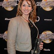 NLD/Amsterdam/20120217 - Premiere Saturday Night Fever, Julie Fryer