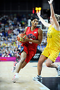 DESCRIZIONE : Basketball Jeux Olympiques Londres Demi finale<br /> GIOCATORE : McCoughtry Angel USA<br /> SQUADRA : USA FEMME<br /> EVENTO : Jeux Olympiques<br /> GARA : USA AUSTRALIE<br /> DATA : 09 08 2012<br /> CATEGORIA : Basketball Jeux Olympiques<br /> SPORT : Basketball<br /> AUTORE : JF Molliere <br /> Galleria : France JEUX OLYMPIQUES 2012 Action<br /> Fotonotizia : Jeux Olympiques Londres demi Finale Greenwich Arena<br /> Predefinita :