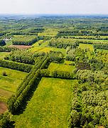 Nederland, Noord-Brabant, Sint-Oedenrode, 27-05-2013; De Scheeken.<br /> QQQ<br /> luchtfoto (toeslag op standard tarieven)<br /> aerial photo (additional fee required)<br /> copyright foto/photo Siebe Swart