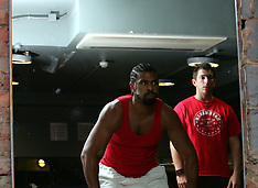 David Haye training feature