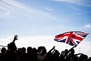 October 19-22, 2017: United States Grand Prix. Lewis Hamilton fans