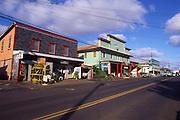 Hawi, North Kohala, Island of Hawaii<br />