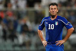 06.09.2011, Stadio Artemio Franchi, Florenz, ITA, UEFA EURO 2012, Qualifikation, Italien vs Slovenien, im Bild Antonio CASSANO Italia. // during the UEFA Euro 2012 Qualifier Game, Italy vs Slovenia, at Stadio Artemio Franchi Florence Italy on 2011-09-06. EXPA Pictures © 2011, PhotoCredit: EXPA/ InsideFoto/ Andrea Staccioli +++++ ATTENTION - FOR AUSTRIA/(AUT), SLOVENIA/(SLO), SERBIA/(SRB), CROATIA/(CRO), SWISS/(SUI) and SWEDEN/(SWE) CLIENT ONLY +++++