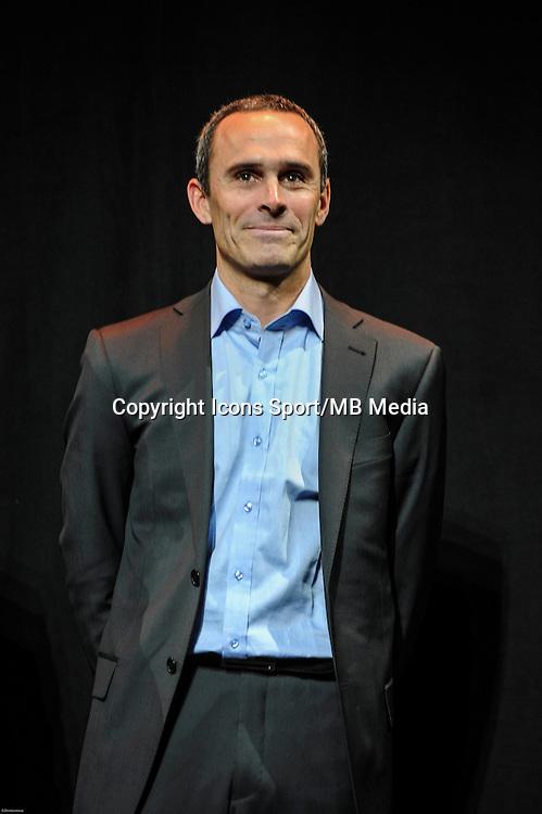 Stephane Auge - 23/01/2015 - presentation de l equipe Cofidis <br /> photos : Gautier Demouveaux / Icon Sport