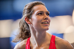 11-02-2017 NED: AA Drink NK Indoor, Apeldoorn<br /> Joanny Loeffen 60m