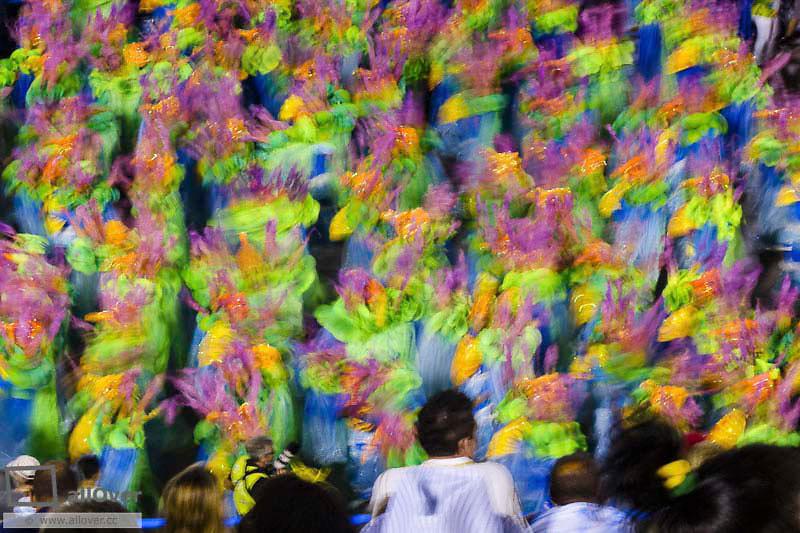 Rio de Janeiro, carnival, Sambadromo, Brazil