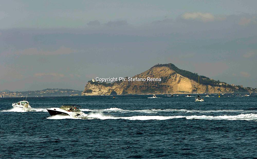 Napoli 24 giugno 2017<br /> Inaugurato il &quot; Bat&ograve; Naples Costa Tour &quot; visite turistiche lungo la costa partenopea<br /> Ph: Stefano Renna<br /> Nisida