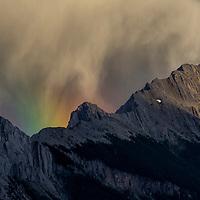 Opal Range, Kananaskis Country, Alberta, Canada.