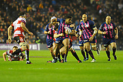 Stade Francais were just too strong for Gloucester in the European Rugby Challenge Cup match between Gloucester Rugby and Stade Francais at BT Murrayfield, Edinburgh, Scotland on 12 May 2017. Photo by Kevin Murray.