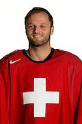 31.07.2013; Wetzikon; Eishockey - Portrait Nationalmannschaft; Juraj Simek (Valeriano Di Domenico/freshfocus)