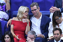 Martha Stewart is among the celebrities at day 1 of the 2017 US Open Tennis at the USTA Billie Jean King National Tennis Center on August 28, 2017 in Flushing Queens. 28 Aug 2017 Pictured: Douglas Brunt and Megyn Kelly. Photo credit: PAL/MPI/Capital Pictures / MEGA TheMegaAgency.com +1 888 505 6342