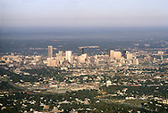 "Atlanta is the capital of and the most populous city in the U.S. state of Georgia.  Atlanta is the cultural and economic center of the Atlanta metropolitan area, home to 5,522,942 people and the ninth largest metropolitan area in the United States.  Atlanta is the county seat of Fulton County, and a small portion of the city extends eastward into DeKalb County.<br /> <br /> Atlanta was established in 1837 at the intersection of two railroad lines, and the city rose from the ashes of the American Civil War to become a national center of commerce. In the decades following the Civil Rights Movement, during which the city earned a reputation as ""too busy to hate"" for the progressive views of its citizens and leaders, Atlanta attained international prominence. Atlanta is the primary transportation hub of the Southeastern United States, via highway, railroad, and air, with Hartsfield–Jackson Atlanta International Airport being the world's busiest airport since 1998."