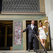 Alexandra and Joseph - New York, NY
