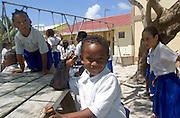 CAYE CAULKER, : March 16, 2006 -- CAYE CAULKER, BELIZE --   in  Caye Caulker, a small island off Belize March 16....Steve McKinley Photo.