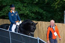 Minderhoud Hans Peter, NED, Glock's Dream Boy<br /> EC Rotterdam 2019<br /> © Hippo Foto - Sharon Vandeput<br /> 22/08/19