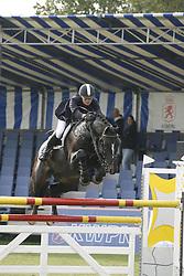 Klompmaker Hester - Tygo<br /> KWPN paardendagen - Ermelo 2007<br /> Photo © Hippo Foto