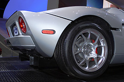 2005 CATA (Chicago Auto Show) Ford GT40