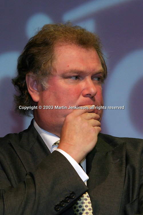 Digby Jones, Director General, Confederation of British Industry.
