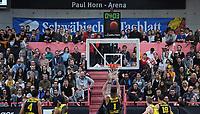 Basketball  1. Bundesliga  2017/2018  Hauptrunde  16. Spieltag  30.12.2017 Walter Tigers Tuebingen - MHP RIESEN Ludwigsburg Zuschuaer in der Paul Horn Arena