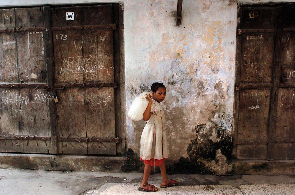 Zanzibar, Tanzania, October, 2006..Photo by Erin Lubin