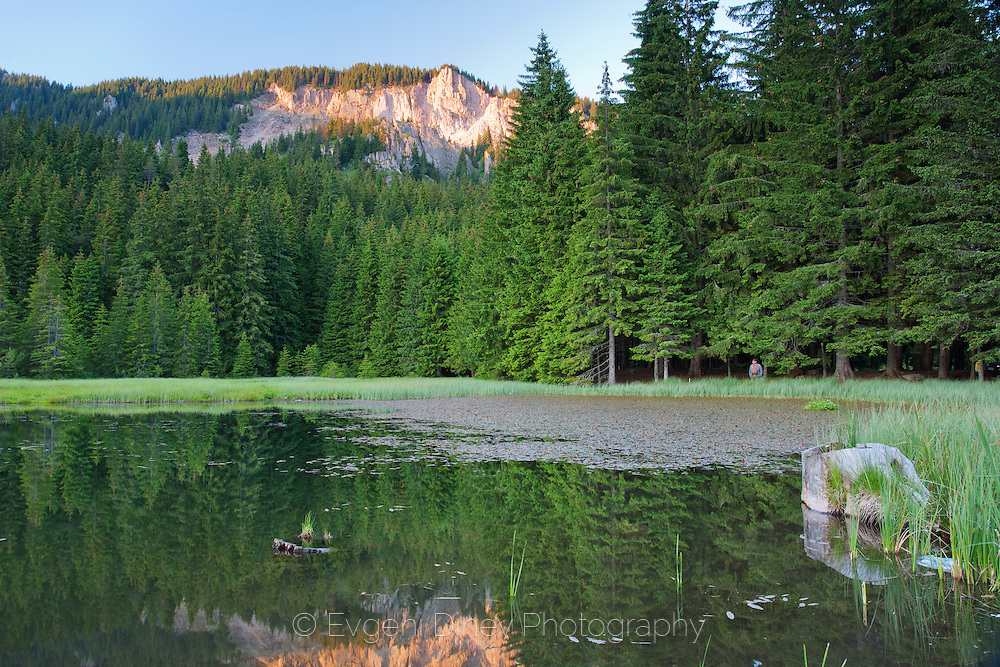 Smolyan Lakes in Rhodope Mountains