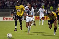 John CAREW - Lyon / Sochaux - 29.10.2005 - 13eme journee de LIgue 1 - Photo : Thomas Bianchin / IDigitalsport