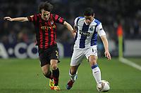 20120216: PORTO, PORTUGAL – UEFA Europa League 2011/2012 - 1/16 Final - 1st Leg: FC Porto vs Man. City.<br /> In photo: JAMES RODRIGUEZ .<br /> PHOTO: PEDRO PEREIRA/CITYFILES