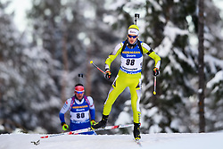 March 9, 2019 - –Stersund, Sweden - 190309 Antonio Raul Flore of Romania competes in the Men's 10 KM sprint during the IBU World Championships Biathlon on March 9, 2019 in Östersund..Photo: Petter Arvidson / BILDBYRÃ…N / kod PA / 92252 (Credit Image: © Petter Arvidson/Bildbyran via ZUMA Press)